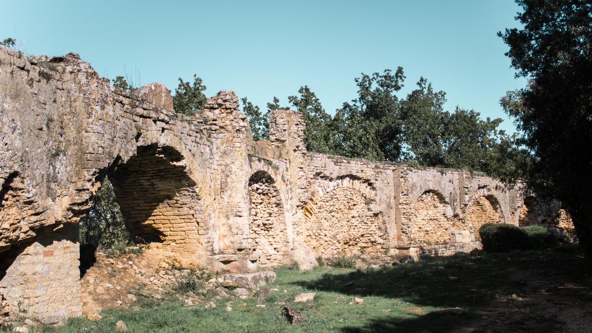 Géocaching Pont du Gard