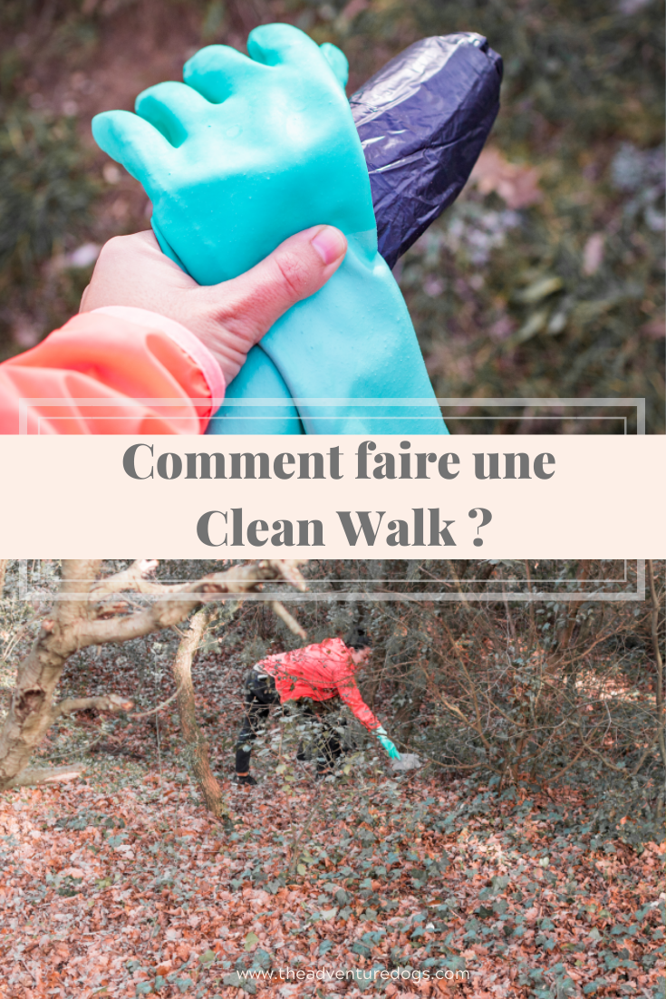 Comment faire une clean walk