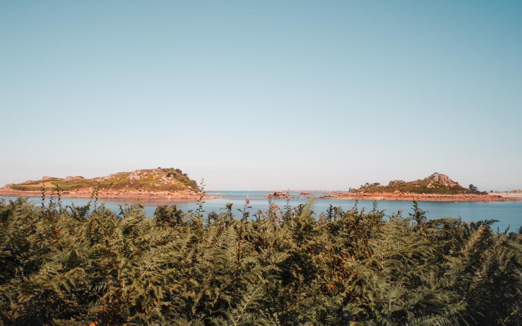 Randonnée à la Pointe de Bihit